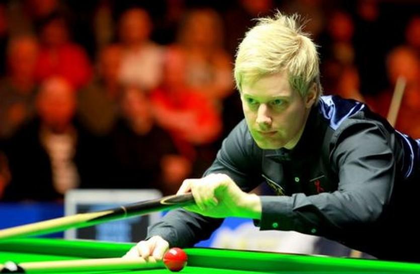 Робертсон в шаге от очередного триумфа, фото worldsnooker.com