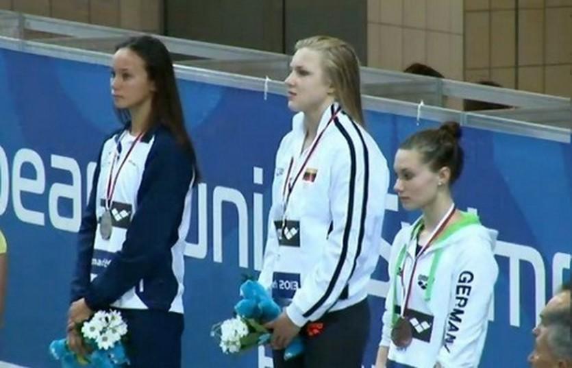 Виктория Солнцева (слева), sport.pl.ua