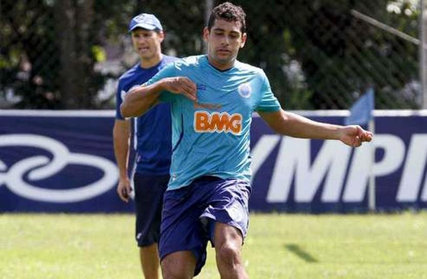 Диего Соуза, фото cruzeiro.com.br