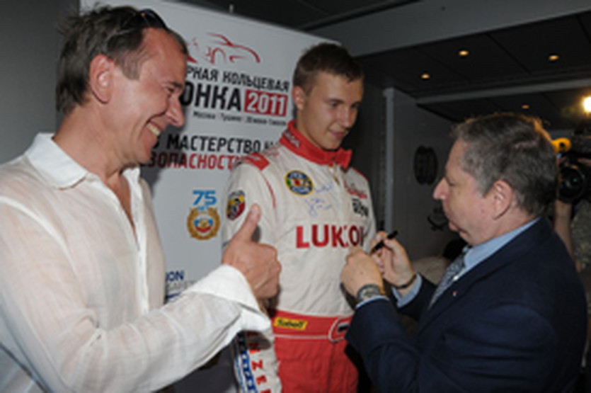 Сергей Сироткин, autosport.com.
