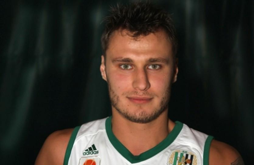 Дмитрий Полещук, фото БК Политехника-Галичина