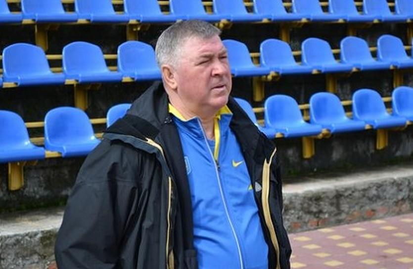 Валерий Емельянцев, фото uaf.org.ua