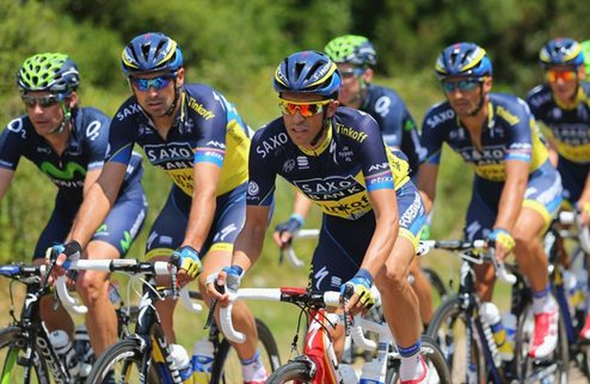 Saxo-Tinkoff, Getty Images