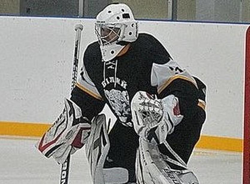 Александр Котов, фото ХК Белый Барс