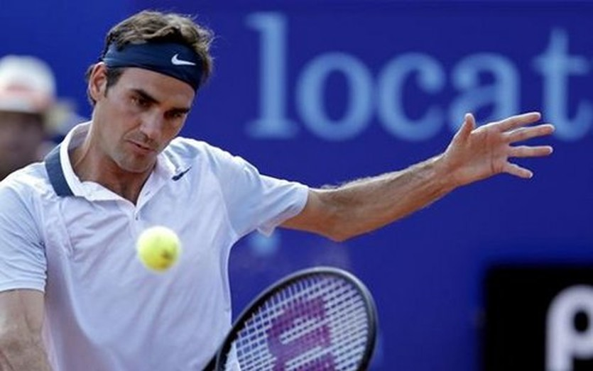 Роджер Федерер, Reuters