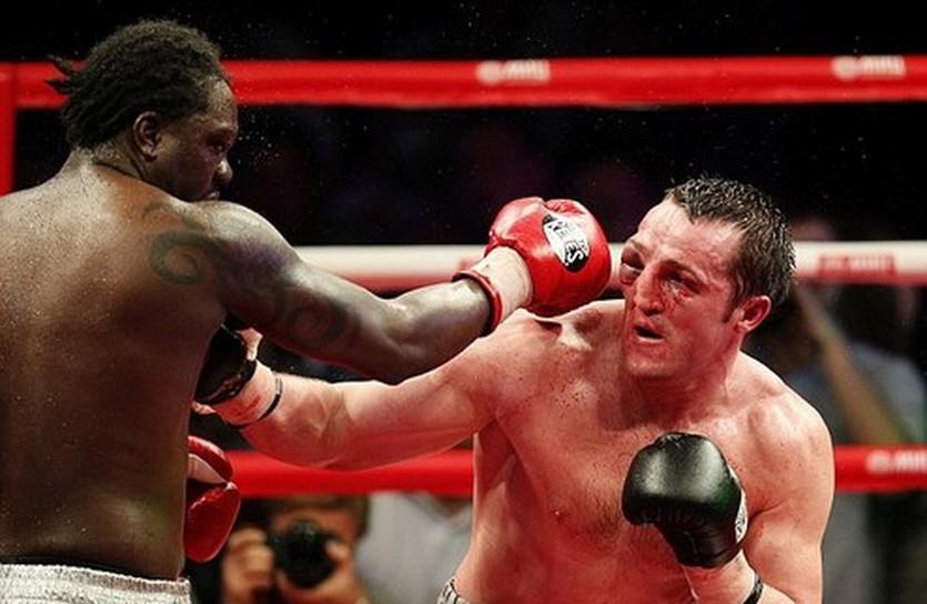 Джонс vs Лебедев, Getty Images
