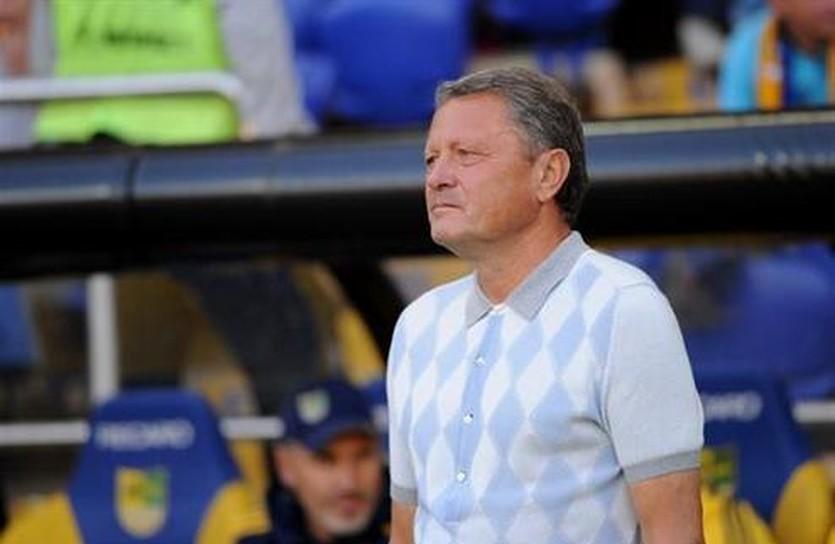 Мирон Маркевич, фото Дмитрия Неймырка, Football.ua