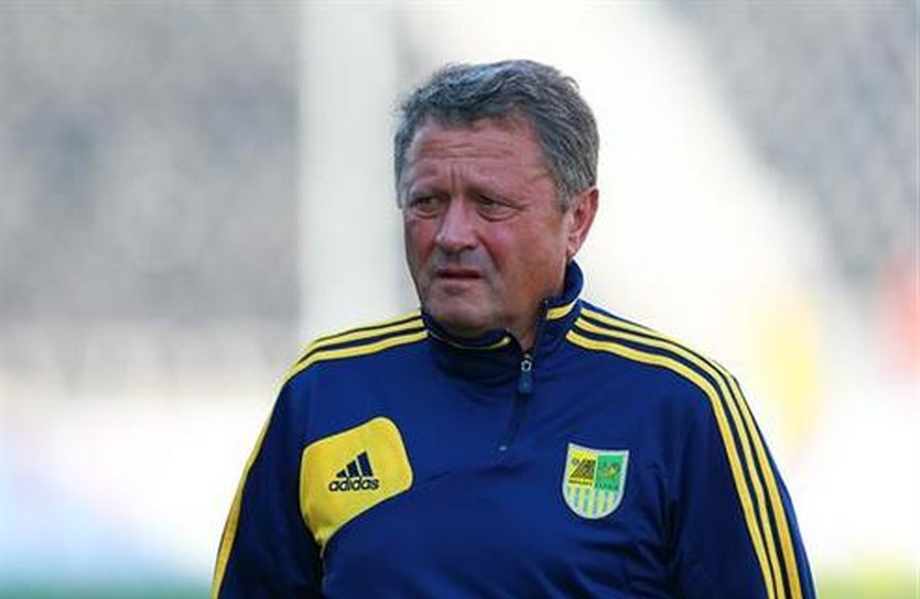 Мирон Маркевич, фото Романа Шевчука, Football.ua