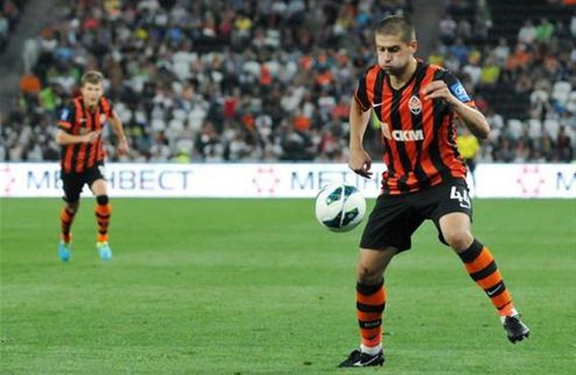 Ярослав Ракицкий, фото Михаила Масловского, Football.ua