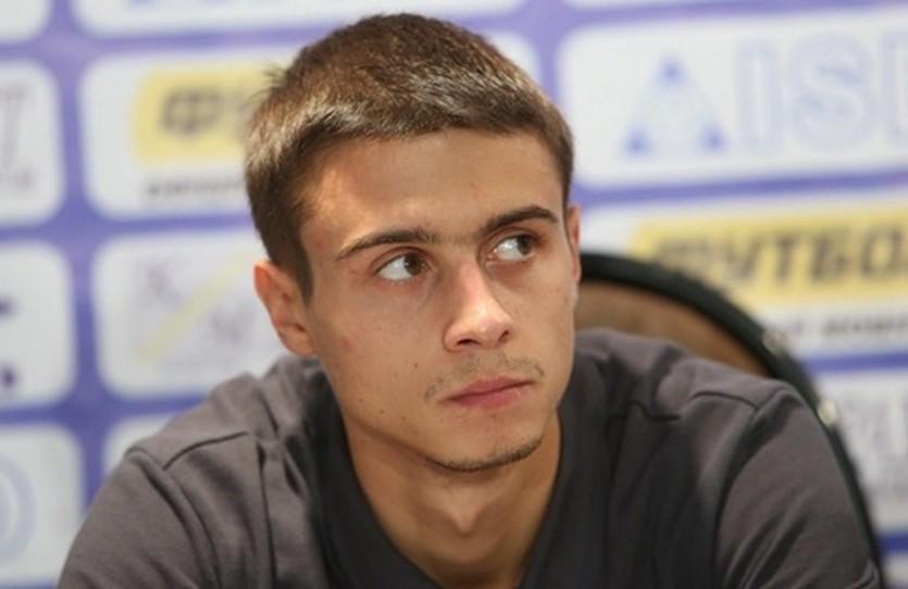 Владимир Полевой, фото ФК Металлург Д