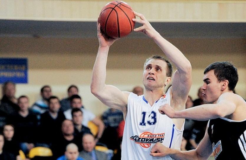 Александр Кольченко, фото БК Азовмаш