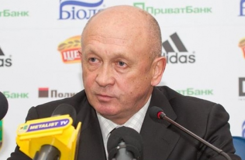 Николай Павлов, ФК Металист