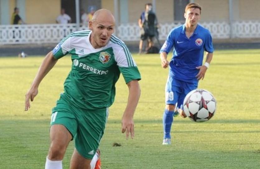 Иван Кривошеенко, фото ФК Ворскла
