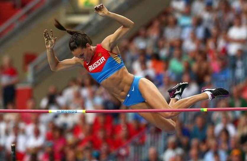 Елена Исинбаева, Getty Images