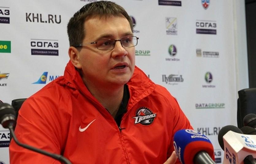 Андрей Назаров, hcdonbass.com