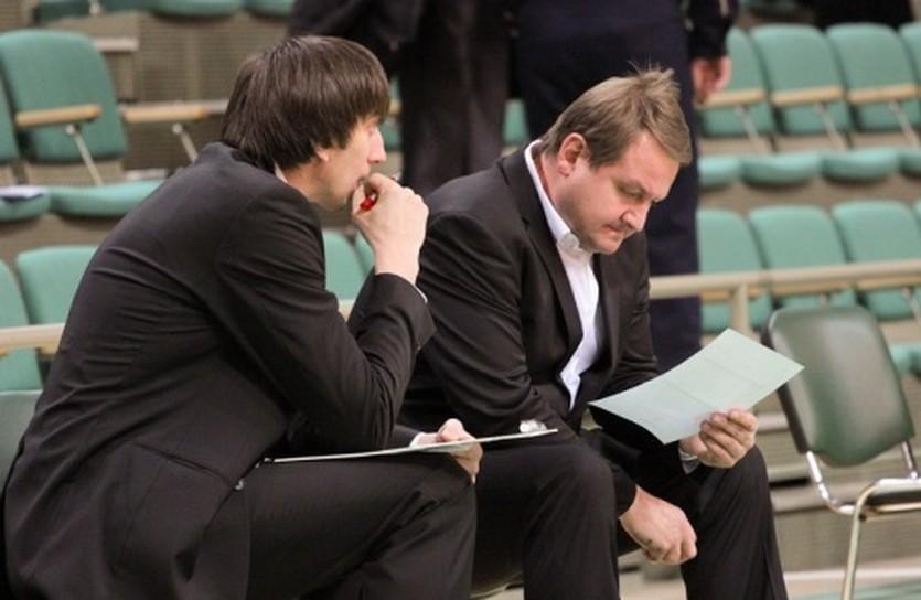 Александр Лохманчук и Евгений Мурзин, фото Ирины Сомовой
