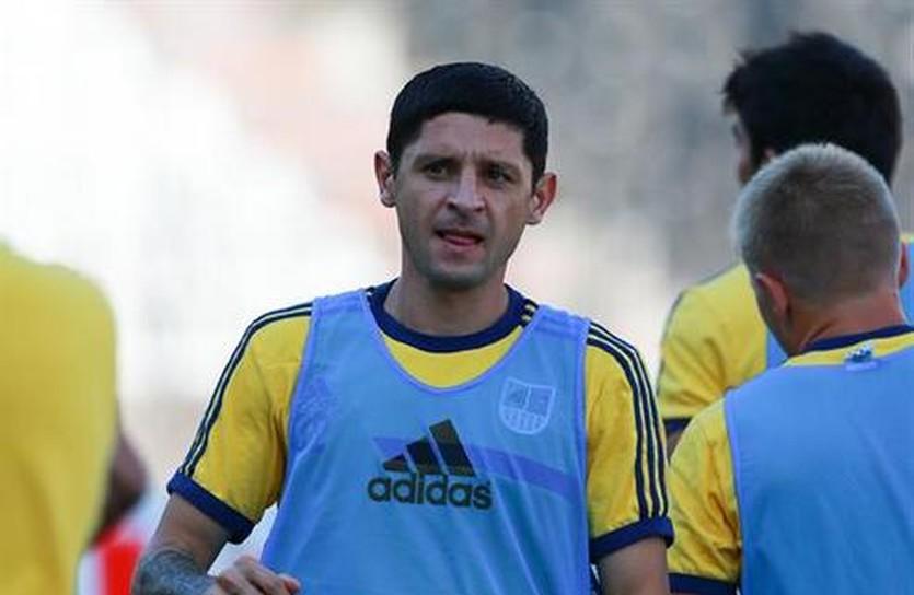 Олег Красноперов, фото Романа Шевчука, Football.ua