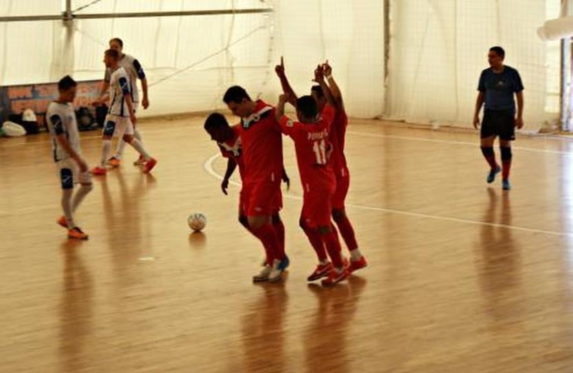 Бразильская радость Енакиевца была преждевременной, futsal.donetsk.ua