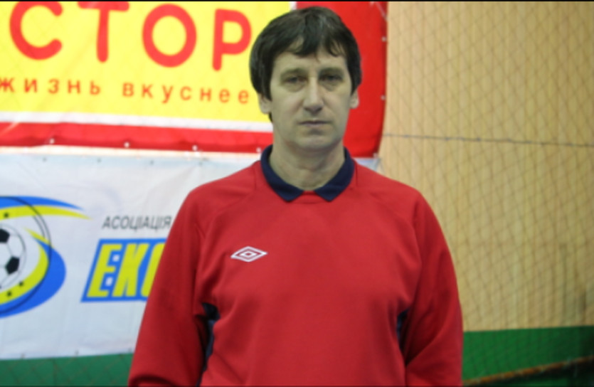Николай Шевцов, фото МФК Енакиевец