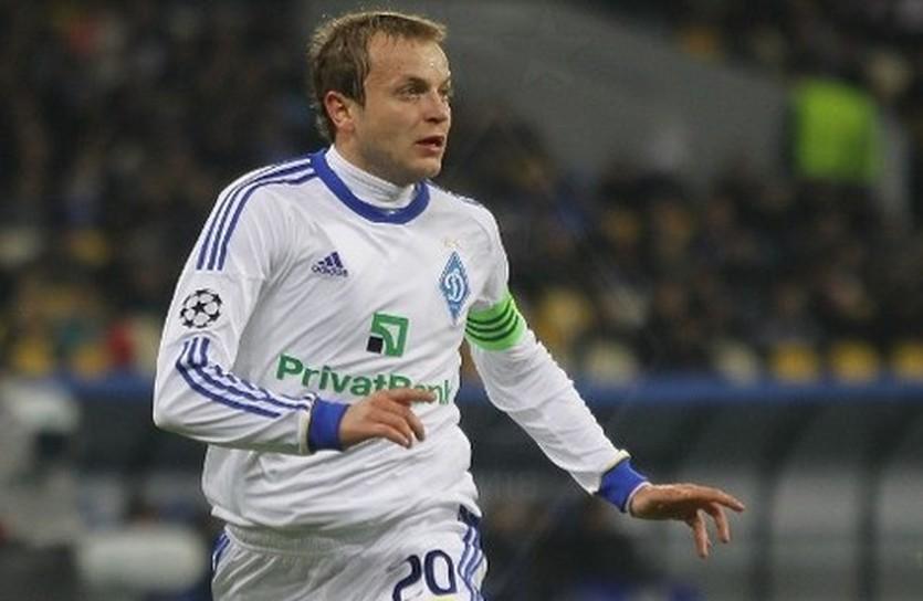 Олег Гусев, фото ФК Динамо