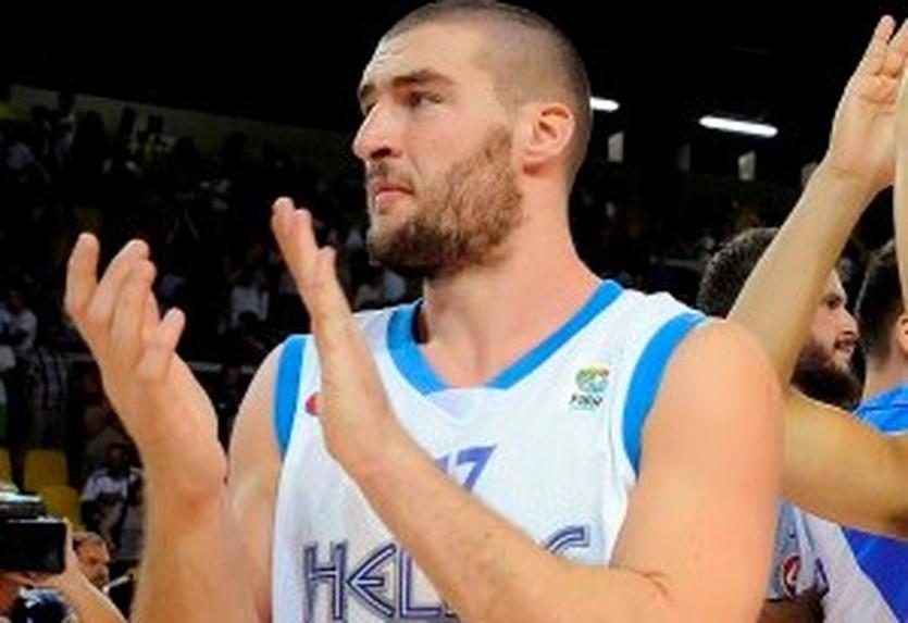 Вассилис Каввадас, фото basketnet.gr