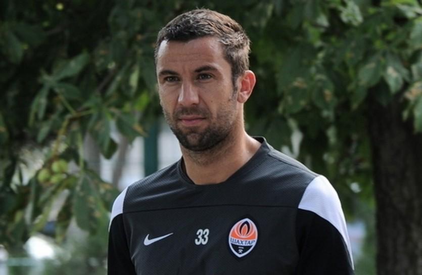 Дарио Срна, фото ФК Шахтер