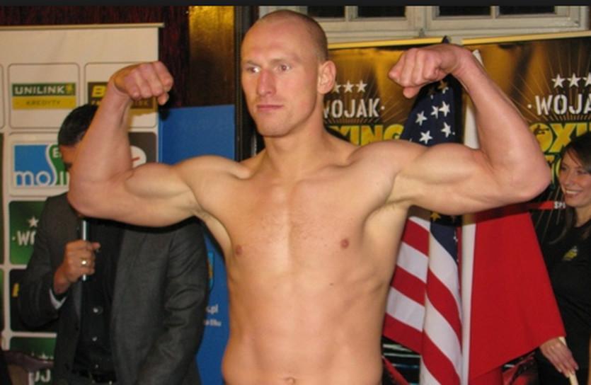 Кшиштоф Влодарчик, bokser.org