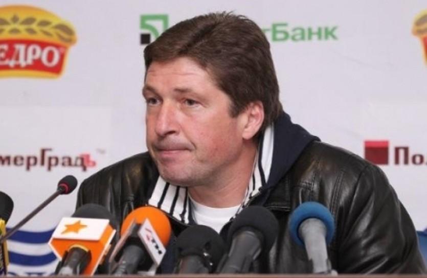 Юрий Бакалов, фото ФК Металлист