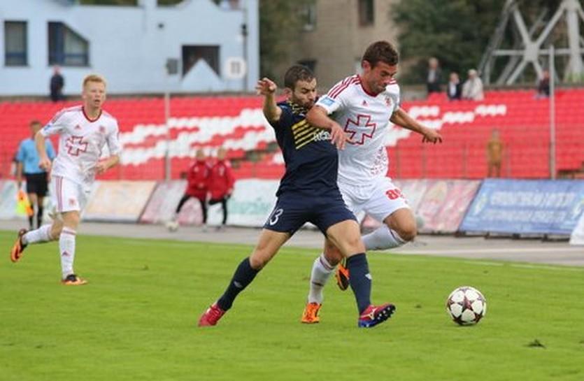 Дмитрий Козьбан, фото ФК Волынь
