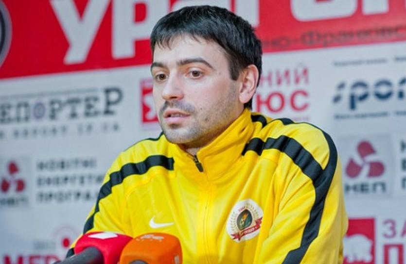 Иван Стасюк, фото НФК Ураган