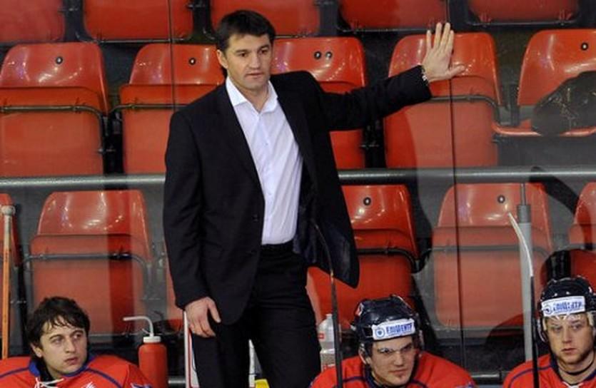 Виталий Семенченко, фото ХК Беркут