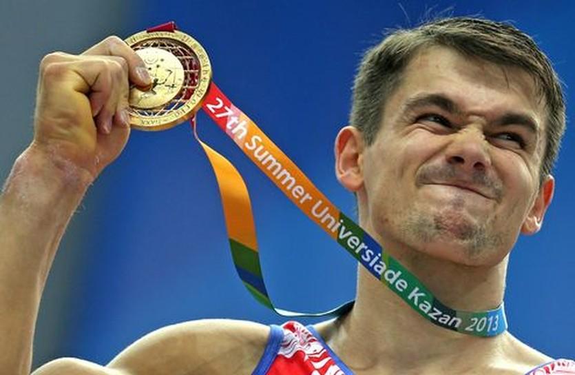На Универсиаде в Казани Куксенков принес России три золота, фото ИТАР-ТАСС