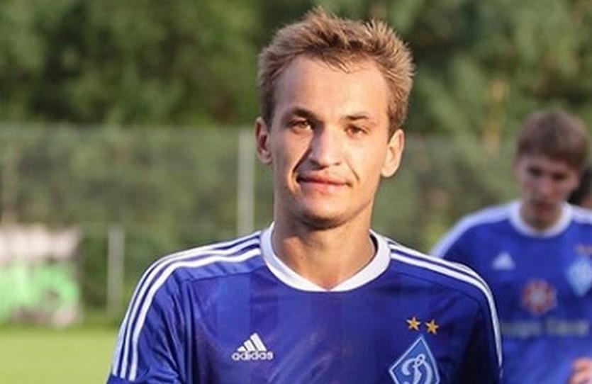 Евгений Макаренко, фото ФК Динамо