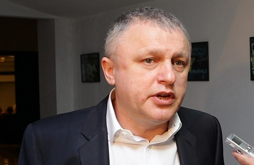 Игорь Суркис, фото ФК Динамо