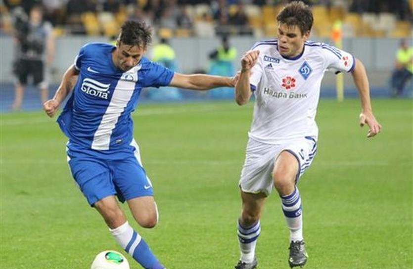 Огнен Вукоевич (справа), фото football.ua