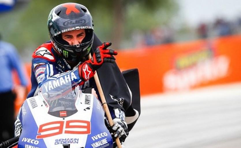 Хорхе Лоренсо, motogp.com