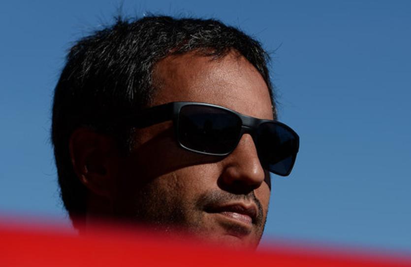Хуан-Пабло Монтойя, Getty Images
