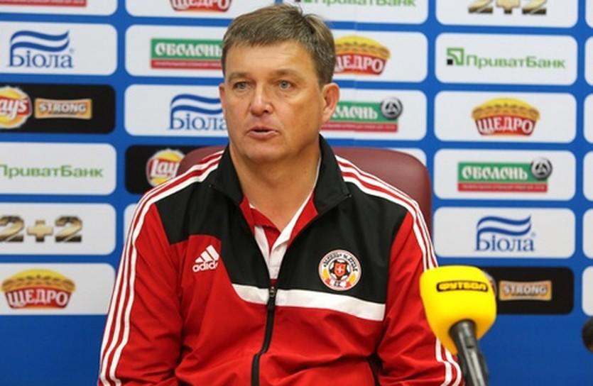 Богдан Блавацкий, фото ФК Волынь