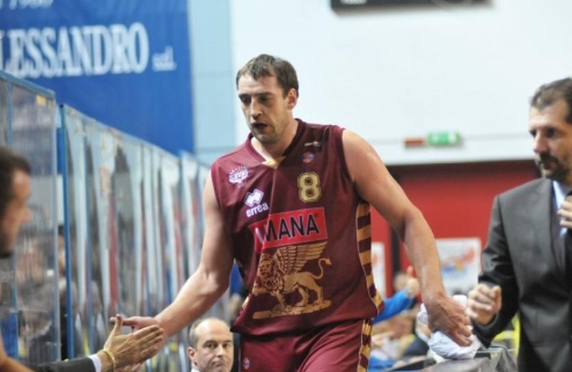 Денис Марконато, фото dailybasket.it
