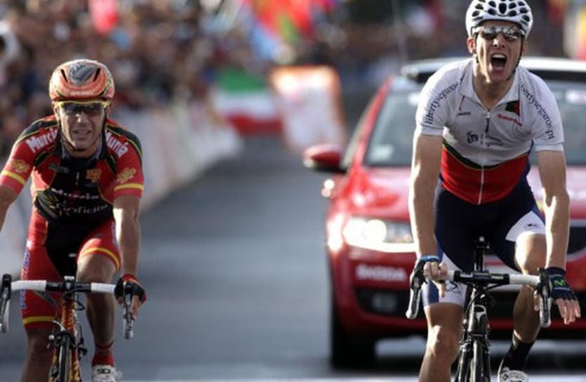 Родригес и Кошта на финише, competitor.com