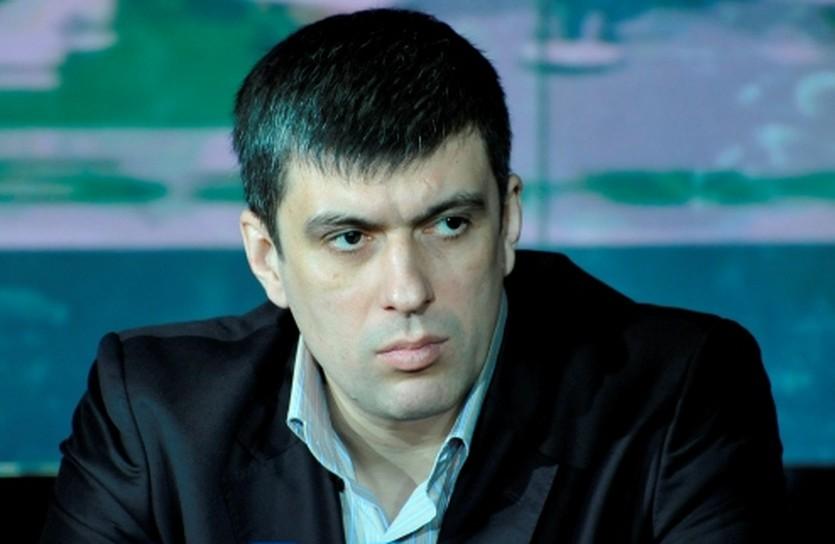 Богдан Гулямов, фото БК Будивельник