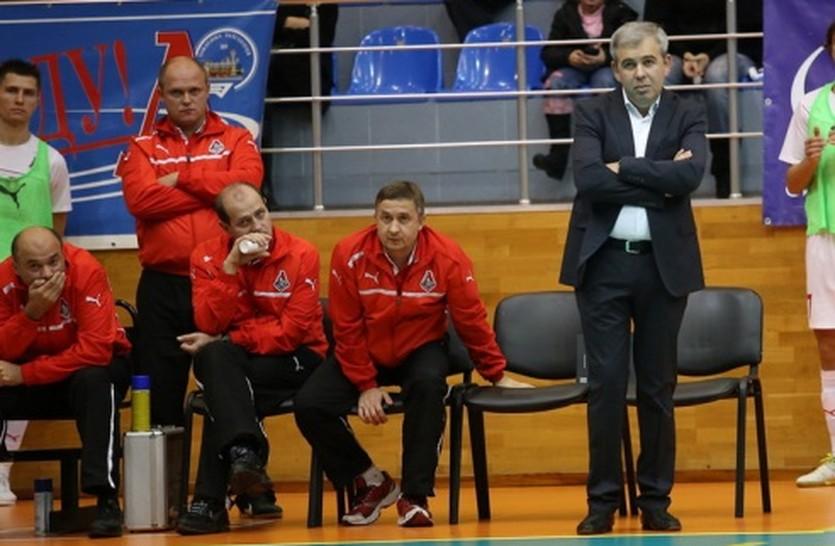 Тренерскому штабу Евгения Рывкина есть над чем подумать, фото МФК Локомотив