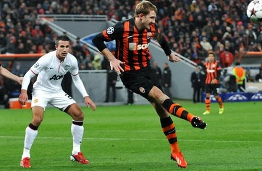 Александр Кучер, фото football.ua