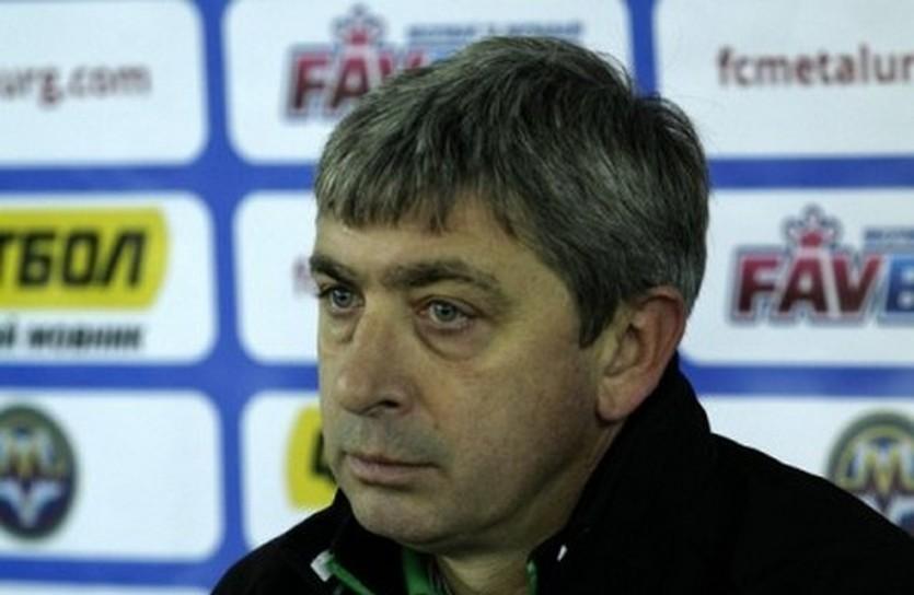 Александр Севидов, фото ФК Металлург З
