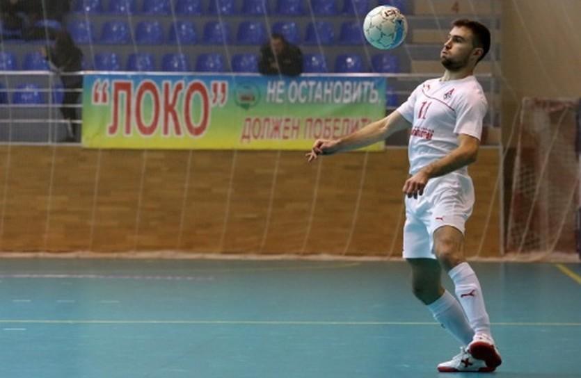 Дмитрий Камеко, фото МФК Локомотив