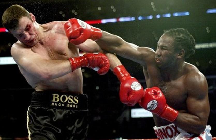Виталий был бит Ленноксом, Getty Images