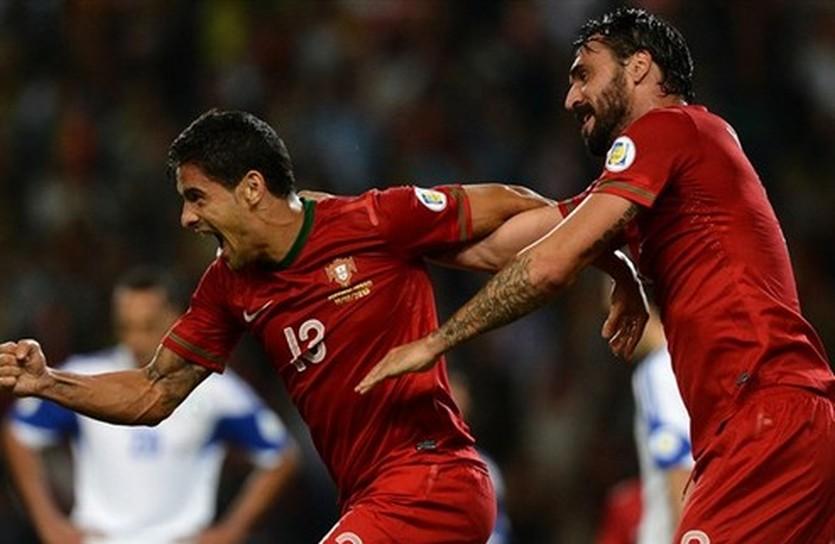 Радость португальцев была преждевременной, AFP/Getty Images