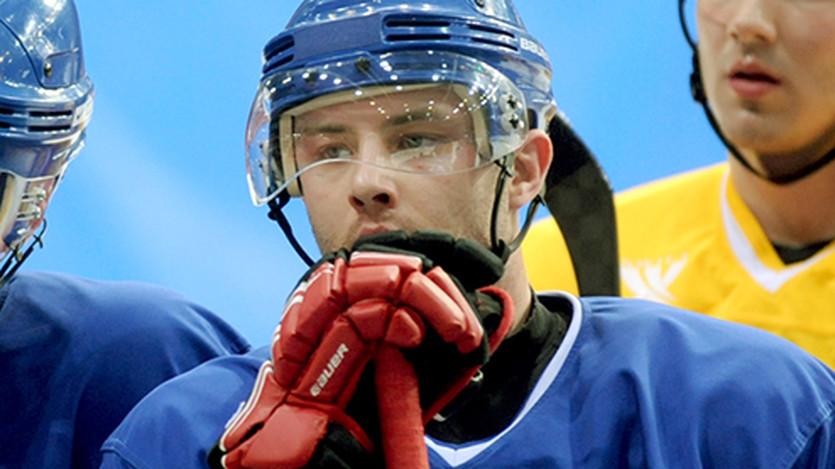 Дмитрий Нименко, фото ХК Донбасс