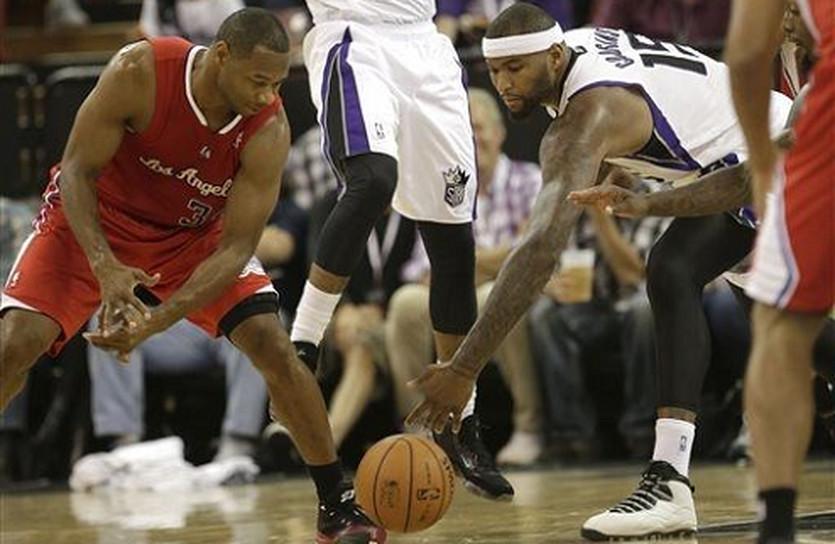 Казинс, Грин и мяч, AP Photo
