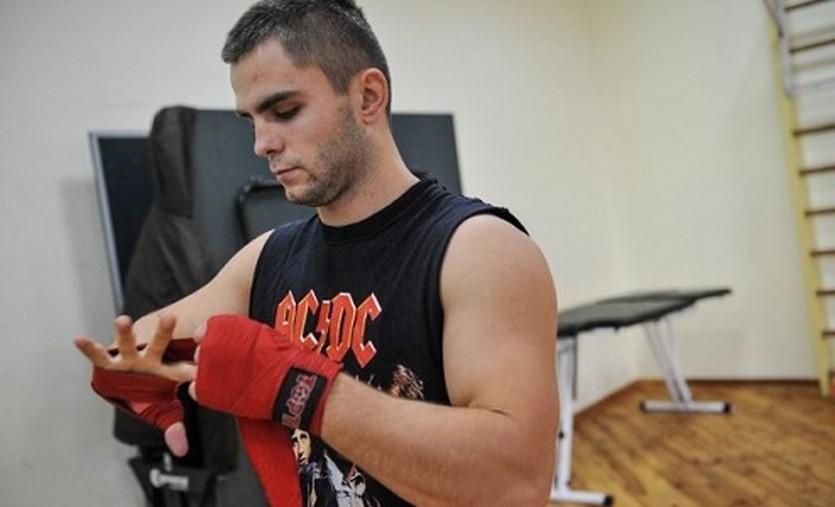 Дмитрий Митрофанов, Федерация Бокса Украины